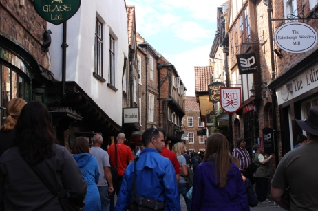 The ever busy Shambles