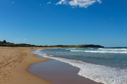 the ever lovely dee why beach