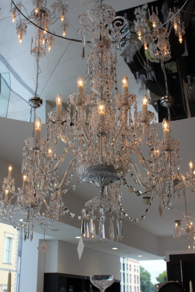Waterford Crystal Chandelier's